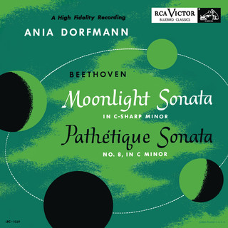 Beethoven:Piano Sonatas Nos. 8 & 14