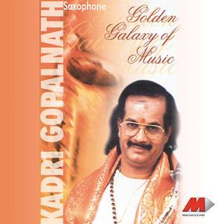Golden Galaxy Of Music - Saxophone