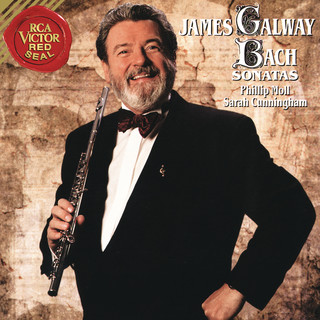 James Galway Plays Bach Sonatas