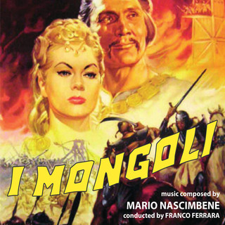 I Mongoli (Original Motion Picture Soundtrack)