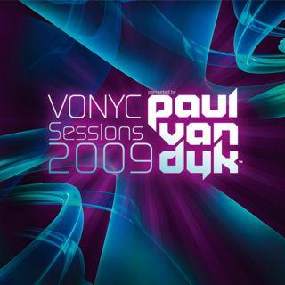 VONYC Sessions 2009 Pres. By Paul Van Dyk (From Vandit)