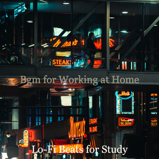 Bgm For Working At Home