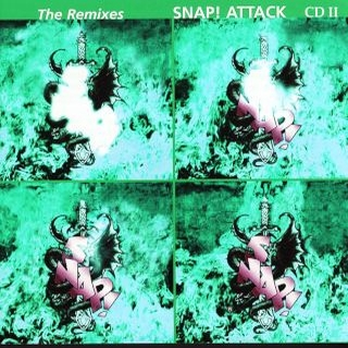 Attack - The Remixes Part 2