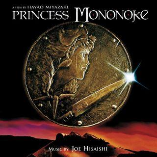 魔法公主電影原聲帶 (Princess Mononoke)