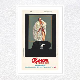 Il Casanova DI Federico Fellini (Original Motion Picture Soundtrack)