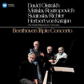 羅斯托波維奇世紀典藏 - 貝多芬:三重協奏曲 (Beethoven:Triple Concerto)