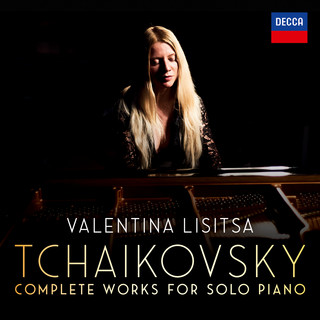 Tchaikovsky:The Complete Solo Piano Works