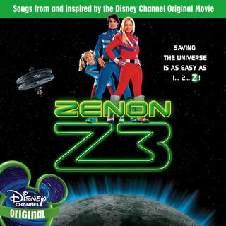 Zenon Z3 (Original TV Movie Soundtrack)