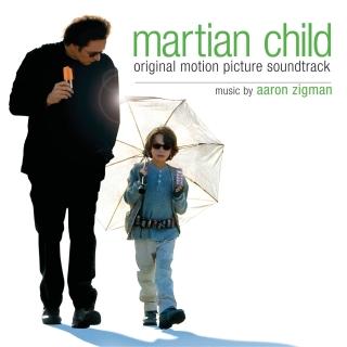 我的火星小孩電影原聲帶 (Martian Child)