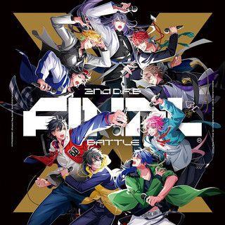 催眠麥克風 -Division Rap Battle- 2nd D.R.B Final Battle『Buster Bros!!! VS 麻天狼 VS Fling Posse』 (ヒプノシスマイク -Division Rap Battle- 2nd D.R.B Final Battle『Buster Bros!!! VS 麻天狼 VS Fling Posse』)
