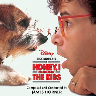 Honey, I Shrunk The Kids (Original Motion Picture Soundtrack)
