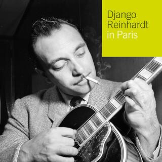 Django Reinhardt In Paris