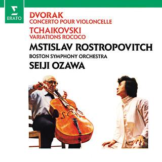 羅斯托波維奇世紀典藏 - 德弗札克:大提琴協奏曲 & 柴可夫斯基:洛可可主題變奏曲 (Dvorák:Cello Concerto - Tchaikovsky:Variations On A Rococo Theme)
