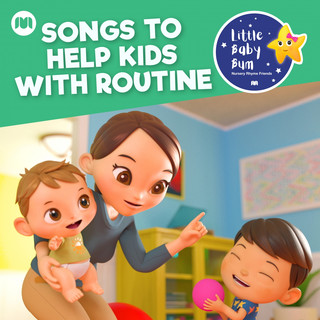 Songs To Help Kids With Routine