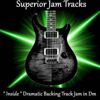 Inside Dramatic Ballad Guitar Backing Track Jam In D Minor