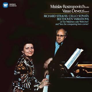 羅斯托波維奇世紀典藏 - 貝多芬:大提琴變奏曲 & 理查史特勞斯:大提琴奏鳴曲 (Beethoven:Cello Variations - Strauss, Richard:Cello Sonata)