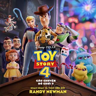 Toy Story 4 (Vietnamese Original Motion Picture Soundtrack) (玩具總動員4電影原聲帶 (越南文版))