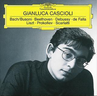 Bach / Busoni / Beethoven / Debussy / De Falla / Liszt / Prokofiev / Scarlatti