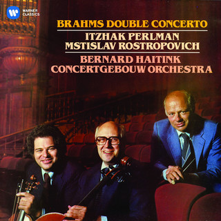 羅斯托波維奇世紀典藏 - 布拉姆斯:雙重協奏曲 (Brahms:Double Concerto)