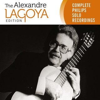 The Alexandre Lagoya Edition - Complete Philips Solo Recordings