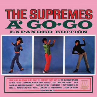 The Supremes A\' Go - Go