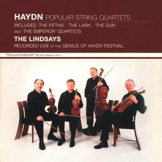 Hadyn:Popular String Quartets - Live At The Genius Of Haydn Festival