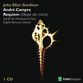 坎普拉:安魂曲 - 為獨唱、合唱團與管弦樂團 (Campra:Requiem - Messe Des Morts)