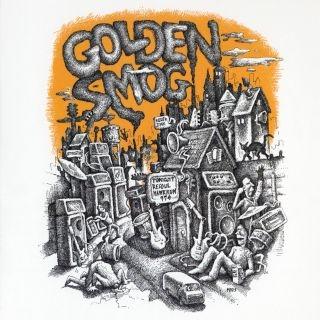 在金色的煙霧上 (On Golden Smog EP)