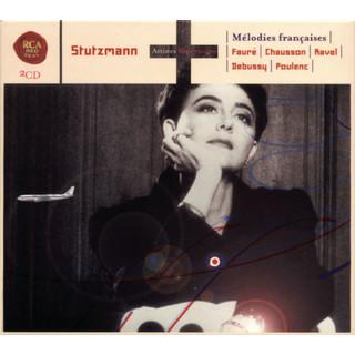 Collection Artistes & Repertoires:Melodies Francaises