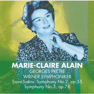 Saint - Saëns:Symphonies Nos 2 & 3