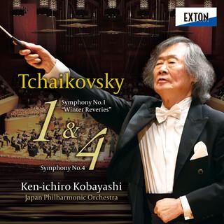 チャイコフスキー:交響曲 第1番「冬の日の幻想」&第4番 (Tchaikovsky: Symphony No. 1 ''Winter Reveries'' & No. 4)
