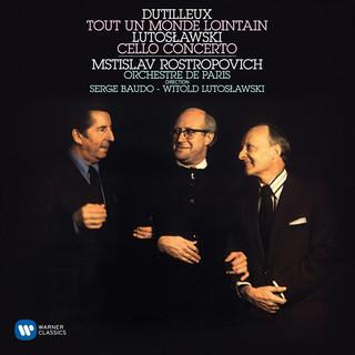 羅斯托波維奇世紀典藏 - 杜提耶:大提琴協奏曲 遙遠的世界 魯托斯拉夫斯基:大提琴協奏曲 (Dutilleux:Tout Un Monde Lointain - Lutoslawski:Cello Concerto - Jolivet:Cello Concerto No. 2)