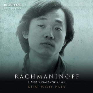 Rachmaninov:Piano Sonatas 1 & 2