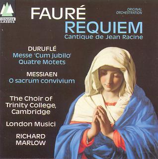 Faure/Durufle/Messiaen