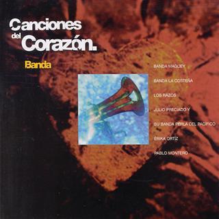 Canciones Del Corazon - Banda