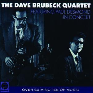 The Dave Brubeck Quartet (Featuring Paul Desmond In Concert)