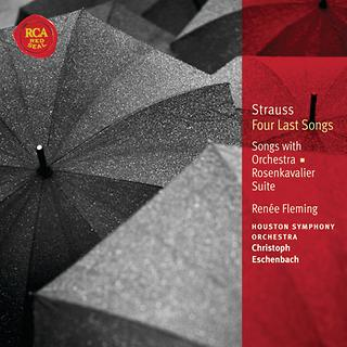 Strauss: Four Last Songs; Orchesterlieder; Rosenkavalier Suite: Classic Library Series