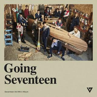 第 3 張迷你專輯 Going Seventeen