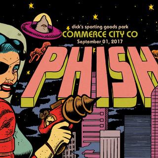 Phish:9 / 1 / 17 Dick's Sporting Goods Park, Commerce City, CO (Live)