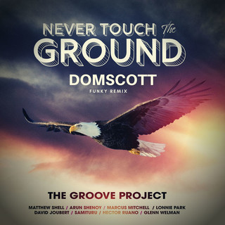 Never Touch The Ground (Domscott Funky Remix)