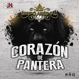 Corazón De Pantera
