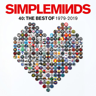 Forty:The Best Of Simple Minds 1979 - 2019