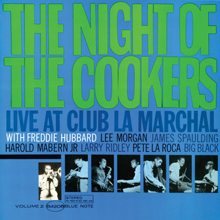 The Night Of The Cookers (Volume Two / Live)