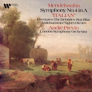 Mendelssohn:Symphony No. 4 \