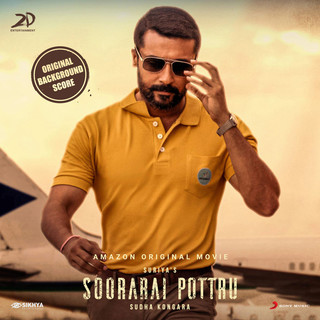 Soorarai Pottru (Original Background Score)