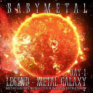 LEGEND – METAL GALAXY (DAY 1)