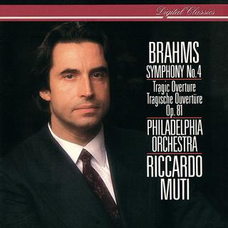 Brahms:Symphony No. 4; Tragic Overture