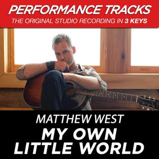 My Own Little World (Performance Tracks) - EP