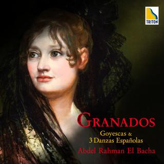 グラナドス ピアノ組曲「ゴイェスカス」-恋するマホたち 及び 「スペイン舞曲集」より
