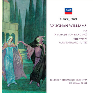 Vaughan Williams:Job (A Masque For Dancing); The Wasps (Aristophanic Suite)